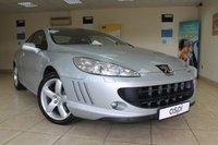2006 PEUGEOT 407 2.9 COUPE SE V6 2d AUTO 208 BHP £5950.00