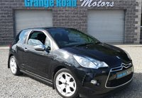 2011 CITROEN DS3 1.6 HDI BLACK AND WHITE 3d 90 BHP £4250.00