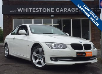 2011 BMW 3 SERIES 2.0 318I SE 2d 141 BHP £7995.00