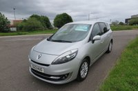2013 RENAULT GRAND SCENIC 1.5 DYNAMIQUE TOMTOM ENERGY DCI S/S 5d 110 BHP £6295.00