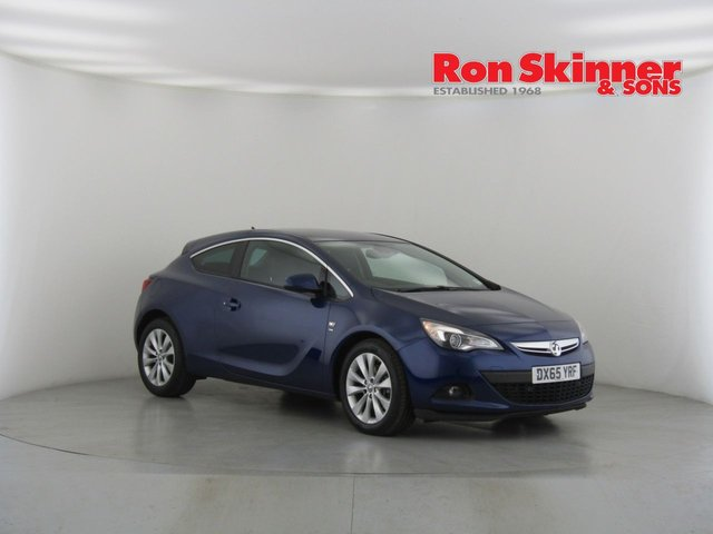 View our 2015 65 VAUXHALL ASTRA 2.0 GTC SRI CDTI S/S 3d 162 BHP