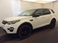 USED 2018 18 LAND ROVER DISCOVERY SPORT 2.0 TD4 HSE BLACK 5d AUTO 180 BHP PANORAMIC ROOF
