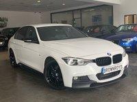 USED 2017 17 BMW 3 SERIES  320D M SPORT 4d AUTO 188 BHP M PERFORMANCE STYLING+PRO NAV