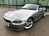 2006 BMW Z4 2.0 Z4 SPORT ROADSTER 2d 148 BHP ALLOYS CONVERTIBLE A/C MOT 10/19 £3990.00