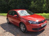 2009 VOLKSWAGEN GOLF 1.6 SE TDI 5d 103 BHP £4985.00