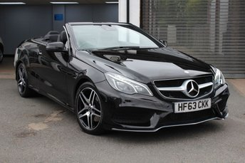 Used MERCEDES-BENZ E CLASS for sale in Romford
