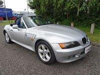 USED 2000 X BMW Z3 1.9 Z3 ROADSTER 2d 117 BHP