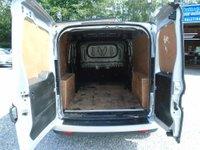 USED 2016 16 VAUXHALL COMBO VAN 1.3 CDTi 16v 2000 Sportive L1H1 Panel Van 3dr