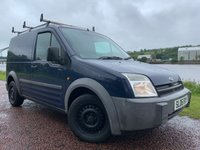 2006 FORD TRANSIT CONNECT 1.8 T200 L SWB 1d 74 BHP £2495.00