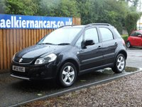 USED 2012 12 SUZUKI SX4 1.6 SZ4 5d 118 BHP VERY CLEAN CAR