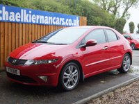 USED 2011 11 HONDA CIVIC 2.2 I-CTDI SI 5d 138 BHP