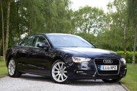 2015 AUDI A5 2.0 SPORTBACK TDI SE TECHNIK S/S 5d AUTO 148 BHP £11990.00