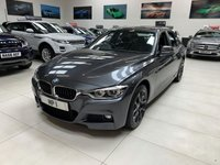 2016 BMW 3 SERIES 3.0 335D XDRIVE M SPORT 4d AUTO 308 BHP £20495.00
