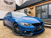 USED 2017 66 BMW 4 SERIES 3.0 430D XDRIVE M SPORT GRAN COUPE 4d AUTO 255 BHP