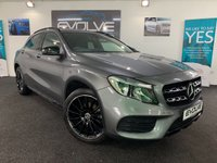 USED 2018 68 MERCEDES-BENZ GLA-CLASS 1.6 GLA 200 AMG LINE 5d AUTO 154 BHP SHOWROOM CONDITION! IMMACULATE