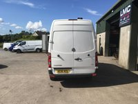 USED 2016 16 VOLKSWAGEN CRAFTER 2.0 CR35 TDI Mwb hr 135 BHP