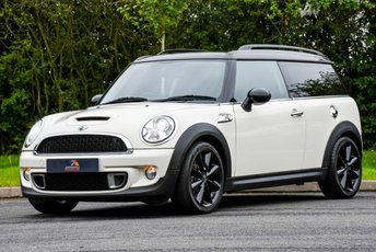 2011 MINI CLUBMAN 2.0 COOPER SD 5d 141 BHP £SOLD