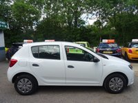 USED 2016 66 DACIA SANDERO 1.1 AMBIANCE 5d 73 BHP Low Mileage, One Lady Owner from new, NEW MOT (if less than 6 months), Serviced by ourselves, Balance of Dacia Warranty until September 2019 + FREE 6 months Warranty with us. Low Insurance Group!