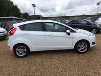 USED 2013 13 FORD FIESTA 1.0 ZETEC 5d 99 BHP FULLY AA INSPECTED - FINANCE AVAILABLE