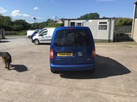 USED 2014 64 VOLKSWAGEN CADDY 1.6 C20 TDI BMT HIGHLINE  101 BHP