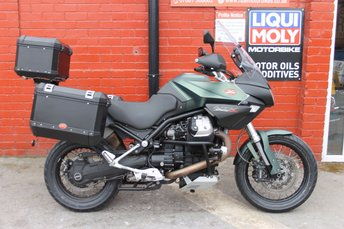 View our MOTO GUZZI STELVIO 1200