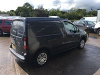 USED 2017 17 CITROEN BERLINGO 1.6 625 ENTERPRISE L1 BLUEHDI  74 BHP