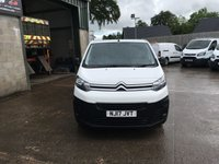 USED 2017 17 CITROEN DISPATCH 1.6 M 1000 ENTERPRISE BLUEHDI 114 BHP