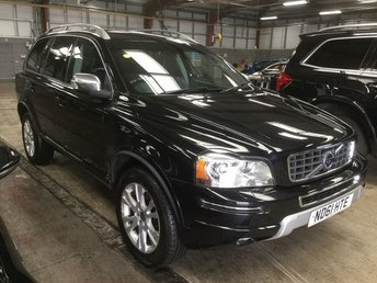 2012 VOLVO XC90 2.4 D5 EXECUTIVE AWD 5d AUTO 200 BHP £12000.00