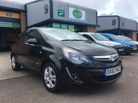 USED 2013 63 VAUXHALL CORSA SPORTIVE 1.2 CDTI 93 BHP **NO VAT** A/C, ALLOYS, E/W, FINANCE ARRANGED & 6 MONTHS WARRANTY. **NO VAT** service history, only 81,000 miles, A/C, alloys, E/W, E/M, front fogs, Radio/CD, Drivers airbag, WHITE, Very Good Condition, remote Central Locking, Drivers Airbag, CD Player/FM Radio, Steering Column Radio Control, tailgate, finance arranged on site & 6 months premium Autgaurd warranty on every van.