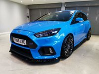 2016 FORD FOCUS 2.3 RS 5d 346 BHP £27950.00