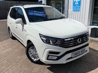 USED 2018 68 SSANGYONG TURISMO 2.2TD EX 5d 176 BHP 7 SEATER
