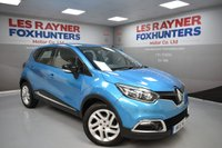 USED 2015 RENAULT CAPTUR 1.5 DYNAMIQUE MEDIANAV DCI 5d AUTO 90 BHP Bluetooth, Sat Nav, Cruise control, Automatic, Cheap tax!!