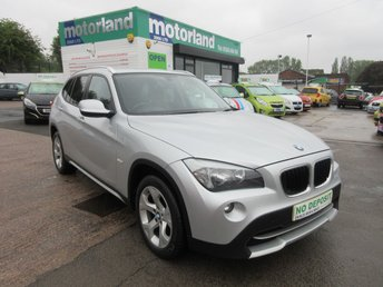 2010 BMW X1 2.0 XDRIVE20D SE 5d 174 BHP £8000.00