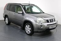 USED 2008 08 NISSAN X-TRAIL 2.0 AVENTURA EXPLORER DCI 5d AUTO 148 BHP 2 OWNERS with 10 Stamp SERVICE HISTORY