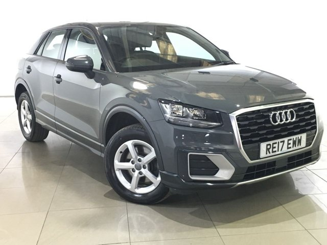 View our AUDI Q2
