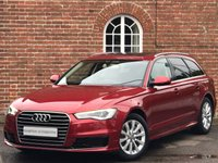 USED 2015 65 AUDI A6 3.0TDI AVANT SE AUTO 5d 215 BHP