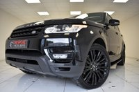 USED 2015 65 LAND ROVER RANGE ROVER SPORT 3.0 SDV6 HSE DYNAMIC AUTOMATIC