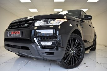 2015 LAND ROVER RANGE ROVER SPORT 3.0 SDV6 HSE DYNAMIC AUTOMATIC £40995.00