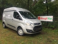 2016 FORD TRANSIT CUSTOM 2.2 290 TREND 125PS L2H2 LWB £10995.00