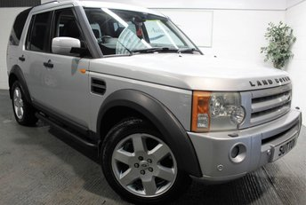 2005 LAND ROVER DISCOVERY 2.7 3 TDV6 HSE 5d AUTO 188 BHP £SOLD