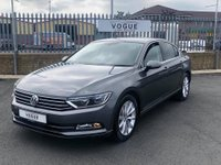 2015 VOLKSWAGEN PASSAT 2.0 SE BUSINESS TDI BLUEMOTION TECHNOLOGY 4d 148 BHP £11495.00