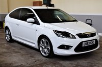USED 2010 59 FORD FOCUS 1.8 ZETEC S S/S 3d 124 BHP Bright white 2010 Ford Focus 1.8 Zetec S 3 Door! Looks the part! PX Welcome, Finance available!