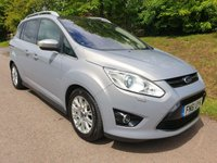 USED 2011 61 FORD GRAND C-MAX 1.6 TITANIUM 5d 148 BHP