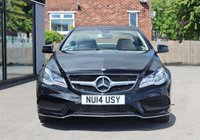 USED 2014 14 MERCEDES-BENZ E CLASS 2.1 E220 CDI AMG SPORT 2d AUTO 170 BHP Fantastic Specification E Class Could in Obsidian Black Metallic, Only 21,000 miles with FSH having last been serviced by MB Darlington in April this tear, Heated Seats, Sat Nav, Full Leather Interior, Park Assist, AMG Sports Package, Premium Line, 1 Previous Owner, Tyre Pressure Loss Warner.