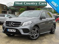 USED 2017 67 MERCEDES-BENZ GLE-CLASS 3.0 GLE 350 D 4MATIC AMG LINE PREMIUM PLUS 5d 255 BHP