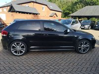 USED 2008 08 AUDI S3 2.0 S3 TFSI QUATTRO 3d 262 BHP Full Service History 9 Stamps