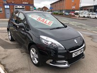 USED 2013 07 RENAULT SCENIC 1.5 DYNAMIQUE TOMTOM DCI 5d 110 BHP ***PAYMENTS LOW AS £103 A MONTH! ***