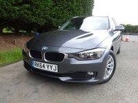 2014 BMW 3 SERIES 2.0 320D EFFICIENTDYNAMICS BUSINESS TOURING 5d 161 BHP £11995.00