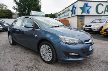 2014 VAUXHALL ASTRA 1.4 EXCITE EDITION 5DR ( ONLY 35,000 MILES ) £5989.00