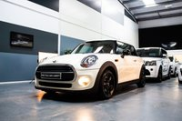 2015 MINI HATCH ONE 1.2 ONE 3d 101 BHP PEPPER PACK+VISUAL BOOST+THE BEST PEPPER WHITE! £6991.00
